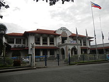 Old Provincial Capitol at Cabanatuan City