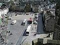 Caernarfon, Castle Square - geograph.org.uk - 1619565.jpg