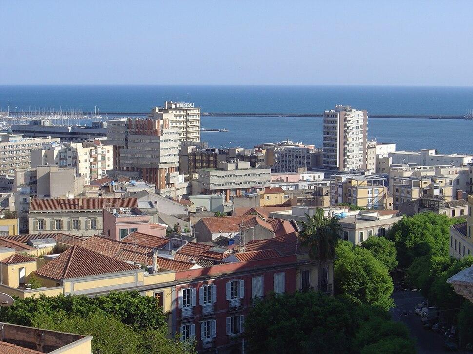 Cagliari Porto Zona Est