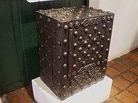Caja fuerte wikipedia la enciclopedia libre for Caja de caudales