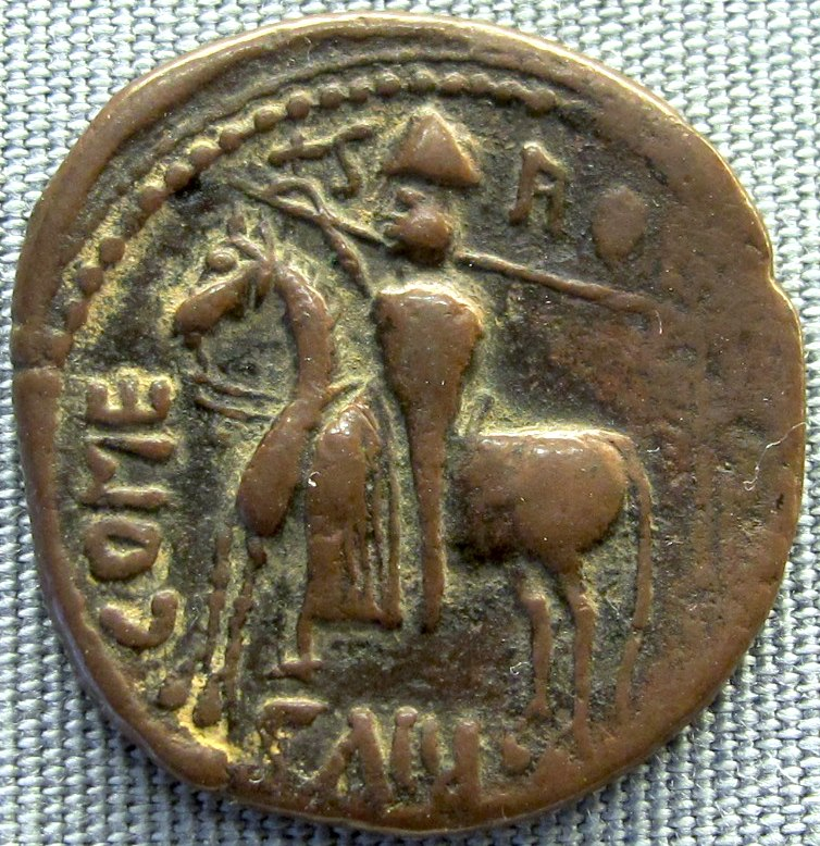Calabria, trifollaro di ruggieri I d'altavilla, 1072-1101