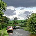 Caldon Canal near Endon, Staffordshire - geograph.org.uk - 1479571.jpg