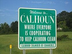 Calhoun, LA