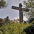 Calvarieberg, kruis met aan weerzijde beelden - Roermond - 20349867 - RCE.jpg