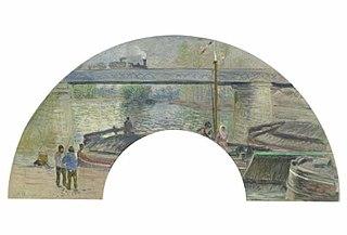 Jernbanebroen, Pontoise (vifte)