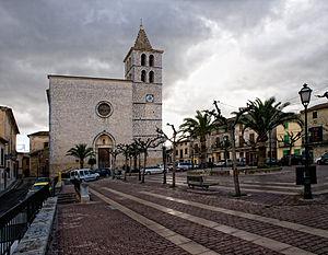 Església Parroquial de Campanet