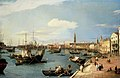 Canaletto - View of Venice, The Riva Degli Schiavoni, looking West, c. 1736 CDN SJS SM P66.jpg