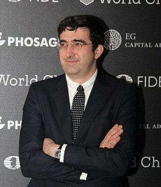 Vladimir Kramnik - Kramnik at the Candidates Tournament 2018