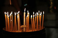 Candles in the Chapple.JPG