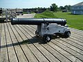 Cannons, Fort George - panoramio.jpg