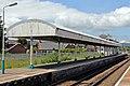 Canopy on platform 2, Gobowen railway station (geograph 4023958).jpg
