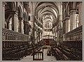 Canterbury Cathedral. Choir Looking East LCCN2017659181.jpg