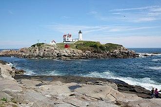 York, Maine - Cape Neddick Light