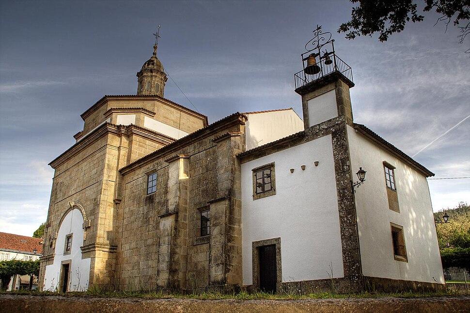 Capela de Santa Minia-Brión-Galicia 2