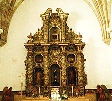 Resultado de imagen de sagrario concatedral santa maria merida