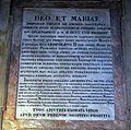 Cappella del crocifisso, iscrizione 1857.JPG