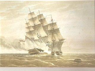 Capture of the <i>Veloz Passagera</i>