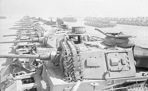 Slaget Vid El Alamein Vinnare