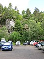 Car Park at Port Appin - geograph.org.uk - 1529821.jpg