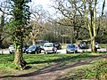 Car Park on Great Bookham Common - geograph.org.uk - 1216967.jpg