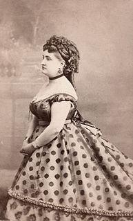 Carlotta Patti Opera Singer