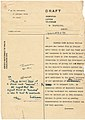 Carmelo Borg Pisani, 23Nov1942 Governor telegram to London.jpg