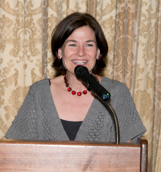Carol Weston - Carol Weston at the New York Society Library in 2009