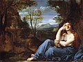 Carracci, Annibale -- The Penitent Magdalen in a Landscape - c. 1598.jpg