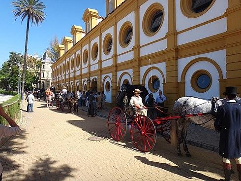 Real Escuela Andaluza Del Arte Ecuestre Wikiwand