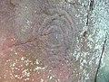 Carving on Long Meg, Little Salkeld - geograph.org.uk - 280346.jpg