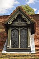 Carving over the windows of Greensted Church. - geograph.org.uk - 1422856.jpg
