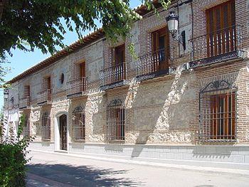 Casa de Humanes de Madrid