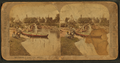 Cascade & upper boat landing, national military home, O, by Gates Brothers.png