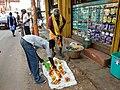 Cashew fruit seller in Thanjavur, Tamil Nadu, India IMG 20180422 135806933 HDR.jpg