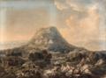 Cassas Vue du Mont Thabor en Galilée.png