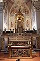 Castelfiorentino, san francesco, interno, altare maggiore 01.jpg