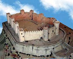 Castillo de Elda - Wikipedia, la enciclopedia libre