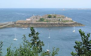 Saint Peter Port - Castle Cornet