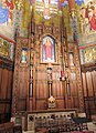 Cathedral of the Madeleine interior - Salt Lake City 01.jpg