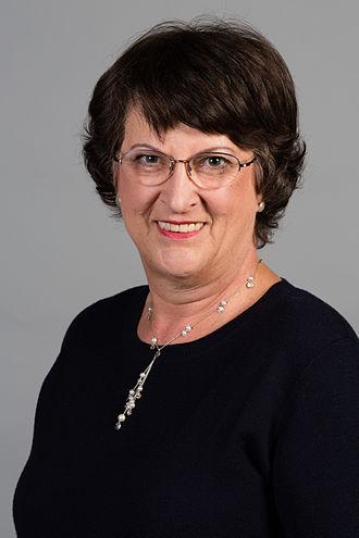 Catherine Bearder - Image: Catherine Bearder MEP, Strasbourg Diliff