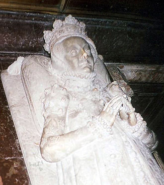1583 in Sweden - Catherine's tomb