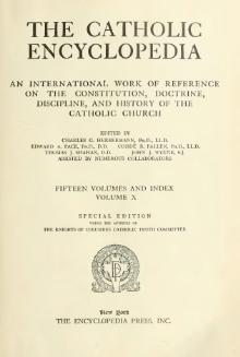 Catholic Encyclopedia, volume 10.djvu