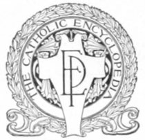 Catholic Encyclopedia - publisher's logo.png