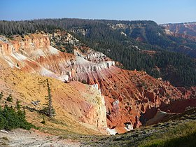 Image illustrative de l'article Cedar Breaks National Monument