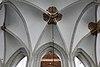 ceiling nieuwe kerk, amsterdam