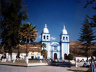 Celendín,  Cajamarca, Peru