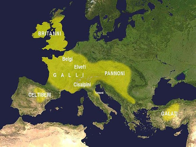 Expansion of the Celtic culture in the third century BC according to Francisco Villar Celts in III century BC.jpg