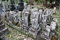 Cemetery of Aogashima islanders from 18th to 20th century in Hachijojima.jpg