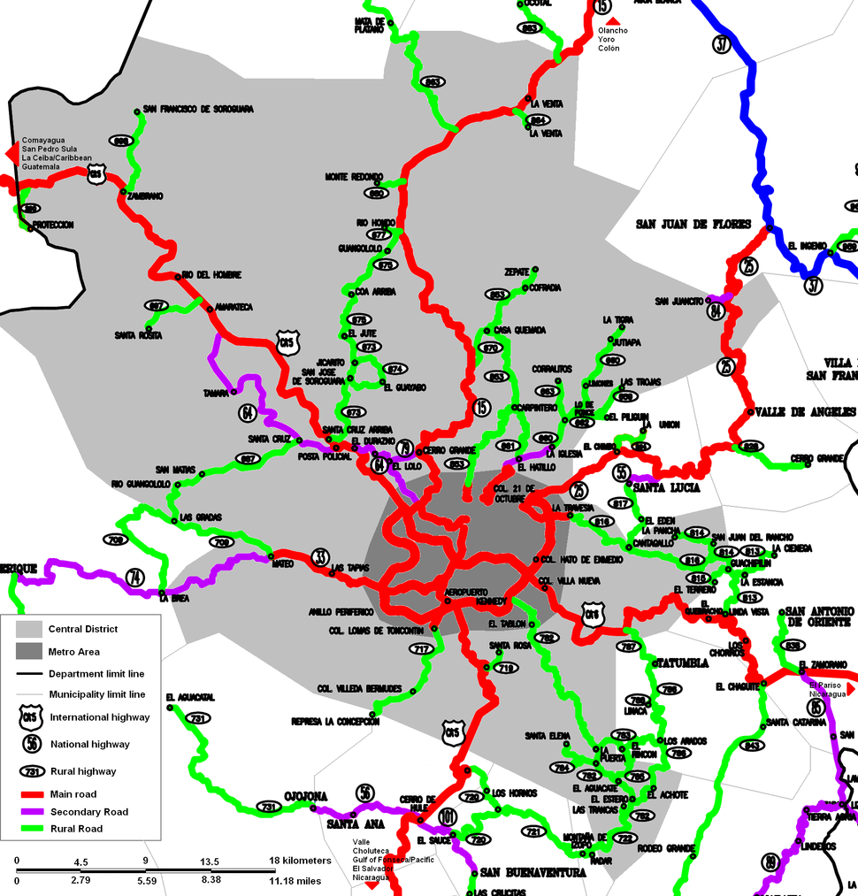 Central District Map 2