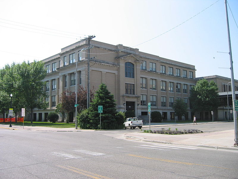 File:Central High School SE corner.jpg